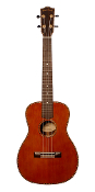 Red Cedar Baritone with Under Saddle pick-ups